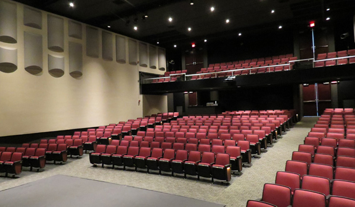 Evan Lloyd Architects provided education architectural services for Bothwell Conservatory of Music at Blackburn College in Carlinville, Illinois, with an interior renovation.