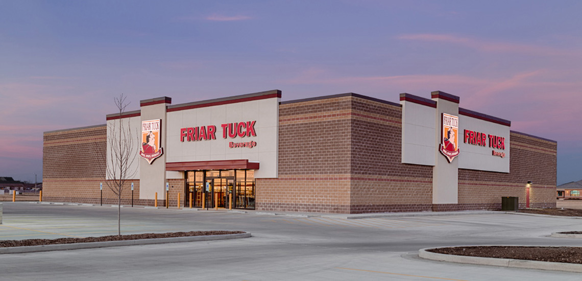 Friar Tuck Architecture services | Springfield, IL | Evan Lloyd Architects