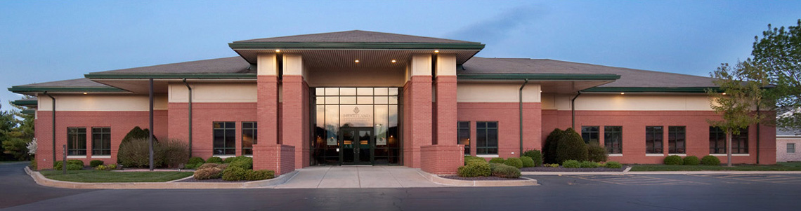 Evan Lloyd Architects provided architectural services for Heartland Credit Union in Springfield, Illinois, designing three new additions.