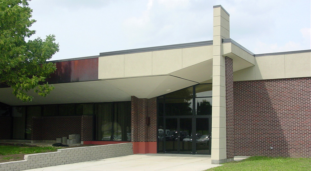 Evan Lloyd Architects provided educational architectural services for Lutheran School Association in Decatur, Illinois.