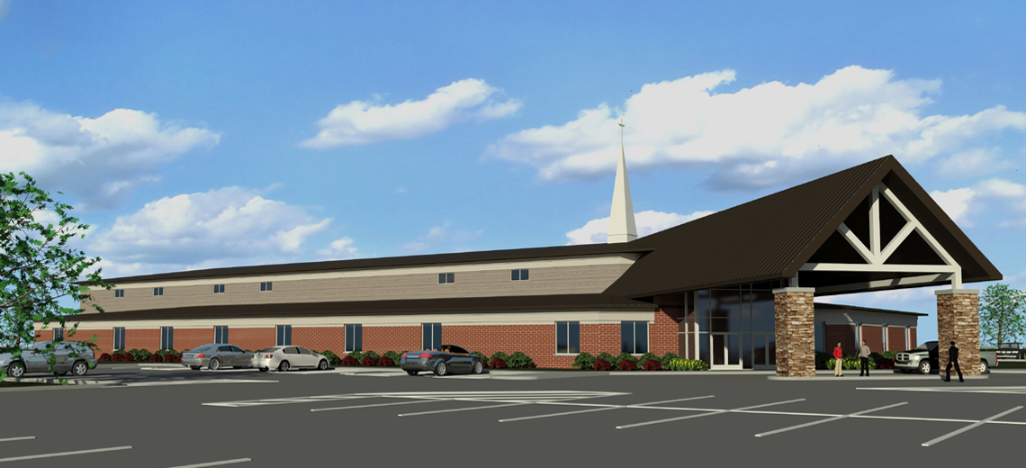Springfield Southern Baptist Church Architecture Services