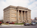 Evan Lloyd Architects - government architecture - 4th Distriction Appellate Court - Waterways Building in Springfield, Illinois - before the renovation.