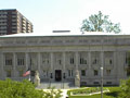 Evan Lloyd Architects - Illinois Supreme Court in Springfield, Illinois - renovation of the exterior.