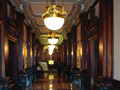 Evan Lloyd Architects - Illinois Supreme Court in Springfield, Illinois - interior view.