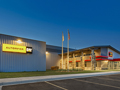 Evan Lloyd Architects - industrial architectural services - Altorfer Caterpillar (CAT) in Springfield, Illinois - exterior front view.