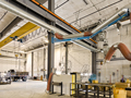 Evan Lloyd Architects - industrial architectural services - Altorfer Caterpillar (CAT) in Springfield, Illinois - services.