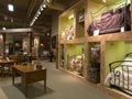 Evan Lloyd Architects - Ashley Furniture Home Store in Springfield, Illinois - interior of the retail architecture project.