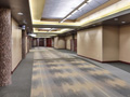 Evan Lloyd Architects architecture services - Prairie Capitol Convention Center (PCCC) in Springfield, Illinois - corridor.
