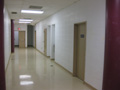 Evan Lloyd Architects architecture services - Prairie Capitol Convention Center (PCCC) in Springfield, Illinois - the hallway before the renovation.