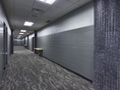 Evan Lloyd Architects architecture services - Prairie Capitol Convention Center (PCCC) in Springfield, Illinois - hallway area.