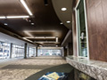Evan Lloyd Architects architecture services - Prairie Capitol Convention Center (PCCC) in Springfield, Illinois - new lobby area.