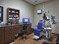 Evan Lloyd Architects - Bergh-White Opticians Inc. in Springfield, Illinois - clinic renovation.