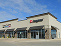 Evan Lloyd Architects - Cobblestone Place I & II in Springfield, Illinois - retail architectural services - exterior view.