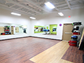 Evan Lloyd Architects - Cobblestone Place I & II in Springfield, Illinois - retail architectural services - aerobic space in the gym.