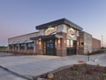 Evan Lloyd Architects - Engrained Brewery in Springfield, Illinois - restaurant architectural services - exterior.