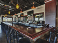 Evan Lloyd Architects - Engrained Brewery in Springfield, Illinois - restaurant architectural services - bar area.