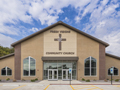 Evan Lloyd Architects - religious architectural services - Fresh Visions Community Church in Springfield, Illinois - exterior.