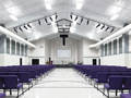 Evan Lloyd Architects - religious architectural services - Fresh Visions Community Church in Springfield, Illinois - church.