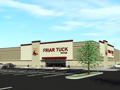 Evan Lloyd Architects - Friar Tuck in Springfield, Illinois - artist's rendering.