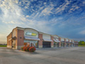 Evan Lloyd Architects - retail architectural services - Iles Retail Center in Springfield, Illinois - new building.