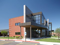 Evan Lloyd Architects designed a new office building for Illinois State Police Federal Credit Union (ISPFCU) in Springfield, Illinois.