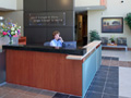 Evan Lloyd Architects - Illinois State Police Federal Credit Union (ISPFCU) in Springfield, Illinois - desk area .