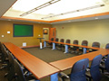 Evan Lloyd Architects - ISPFCU in Springfield, Illinois - meeting room.
