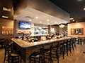 Evan Lloyd Architects - Joseph's Fine Cuisine in Springfield, Illinois - restaurant architecture services - bar area.