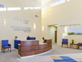 Evan Lloyd Architects - Legence Bank Corporate Office in Eldorado, Illinois - new lobby.