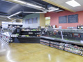 Evan Lloyd Architects - new building for The Market at Koke Mill in Springfield, Illinois - deli counter.