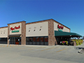 Evan Lloyd Architects - Meadowbrook Retail Center in Springfield, Illinois - retail architectural services - exterior.