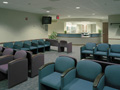 Evan Lloyd Architects - Memorial Medical Center in Springfield, Illinois - waiting room.