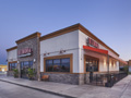 Evan Lloyd Architects - Mimosa in Springfield, Illinois - new restaurant exterior.