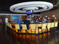 Evan Lloyd Architects - Mimosa in Springfield, Illinois - bar area in the new restaurant.