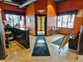 Evan Lloyd Architects - Public House 29 in Rochester, Illinois - entryway - restaurant architectural services.