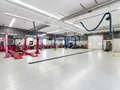 Evan Lloyd Architects - Roberts Automotive in Springfield, Illinois - new facility shop.