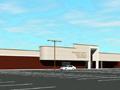 Evan Lloyd Architects - Sangamon County Public Health Building in Springfield, Illinois - artist's rendering.