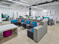 Evan Lloyd Architects office architecture services - Systemax Solutions in Springfield, Illinois - activity area.