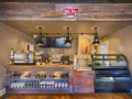 Evan Lloyd Architects - Wm Van's Coffee House in Springfield, Illinois - restaurant architecture services - counter.